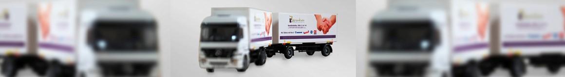 Unterstützung des Kinderhospizes Bärenherz, Spendenaktion von CargoLine