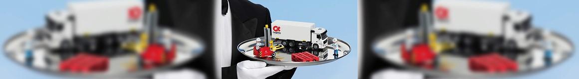 CargoLine bedeutet Transport- und Kontraktlogistik aus einer Hand