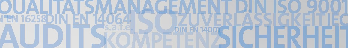 Qualifizierung DIN EN ISO Transport DIN EN ISO Logistik