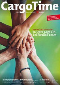CargoLine-Kundenzeitschrift CargoTime 1-2020